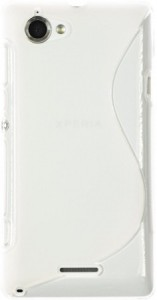 S-Model Back Cover for Sony Xperia L