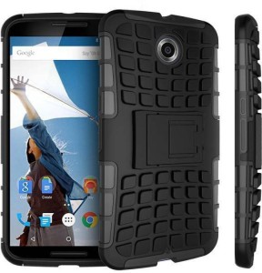 reputable site b62cf 14690 S-Hardline Back Cover for Google Nexus 6Black