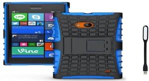 Micomy Back Cover for Nokia Lumia 735