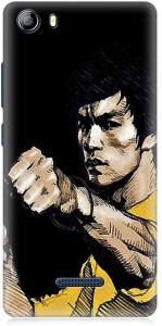 7Continentz Back Cover for Micromax Canvas 5 E481