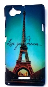 Koolbug Back Cover for Sony Xperia L