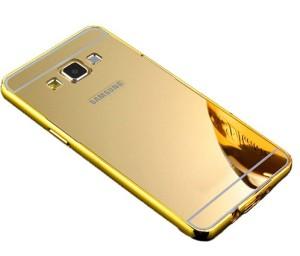 new concept 2b824 e5060 GadgetM Back Cover for Samsung Galaxy Grand PrimeGold