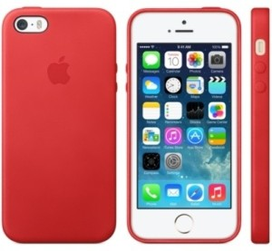 size 40 21a82 999e7 Apple Back Cover for iPhone 5s, iPhone 5Red