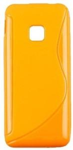 Azzil Back Cover for Samsung Metro B350EOrange