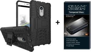 ZUAH Back Cover for Mi Redmi Note 4