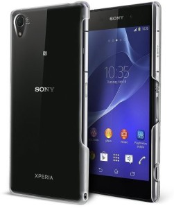 brand new 55049 39e6a Aspir Back Cover for Sony Xperia T2 Ultra DualCrystal Hard Transparent
