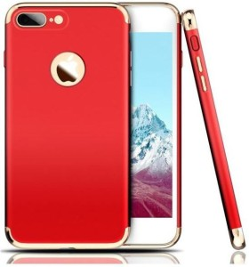 Ipaky Case Back Cover For Apple Iphone 7 Plus Red Best Price In
