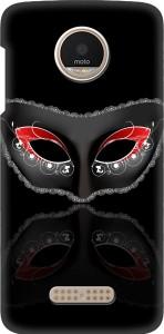 SWAGMYCASE Back Cover for Motorola Moto Z Play