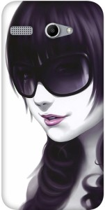Fasheen Back Cover for Micromax Bolt Q346