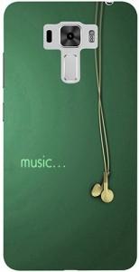 Casotec Back Cover for Asus Zenfone 3 Laser ZC551KL