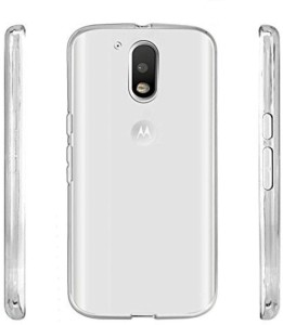 0e908f3439e Gravity Case Back Cover for Moto G4 Plus Transparent Best Price in India