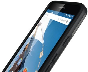 pretty nice 17ebf e3181 Tudia Back Cover for Google Nexus 5XMetallic Slate