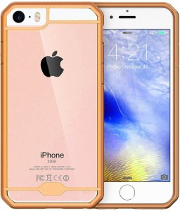 REALIKE Back Cover for Apple iPhone 5S