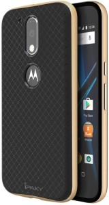 Ipaky Back Cover for Moto G Plus (4th Gen.), Motorola Moto G4 Plus, Motorola Moto G4 Plus