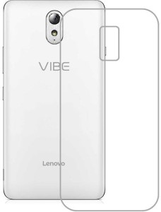 new styles 97ca8 26a81 NeeShee Back Cover for Lenovo VIBE P1mCrystal Clear Transparent