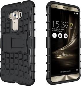 super cute 10790 4a00b Aspir Back Cover for Asus Zenfone 3 Max ZC553KL 5.5 InchDefender Black
