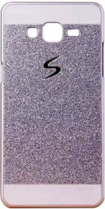 Store At Ur Door Back Cover for Samsung Galaxy J7 J700F Glitter Blingy