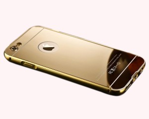 new concept 41548 25401 Nosson Back Cover for Apple iPhone 5SGold