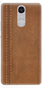 CareFone Back Cover for Mi Redmi Note 4