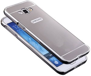 cheaper 53271 2994e Vcase Back Cover for Samsung Galaxy J2 Pro (2016)Silver