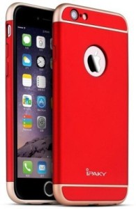 iPaky India Back Cover for Apple Iphone 6 Plus/6s Plus