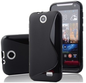 reputable site 42737 32672 Wellpoint Back Cover for HTC Desire 310Black