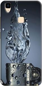 FurnishFantasy Back Cover for VIVO V3