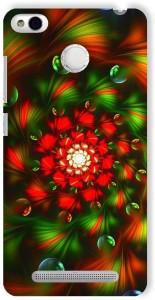 SaleDart Back Cover for Mi Redmi 3S Prime