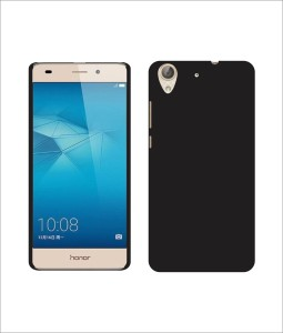 newest d21a7 2cdf1 Case Creation Back Cover for Huawei Honor Holly 3DARK PITCH BLACK