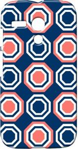 Pickpattern Back Cover for Motorola Moto G - XT 1032