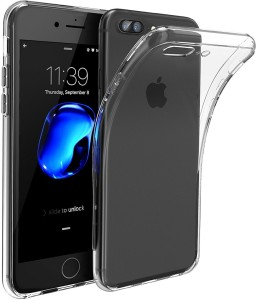 promo code e4a75 98df4 ACUTAS Back Cover for Apple iPhone 7 PlusTransparent