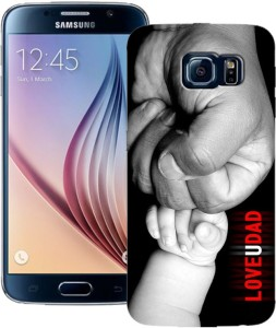 Zapcase Back Cover for SAMSUNG Galaxy S6