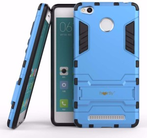 Heartly Back Cover for Xiaomi Redmi 3S Prime / 3S