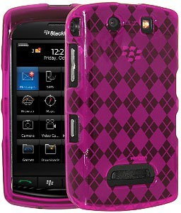 Amzer Back Cover for BlackBerry Storm 9500