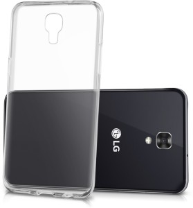the best attitude 79f7b 9a280 24/7 Zone Back Cover for LG X ScreenTransparent