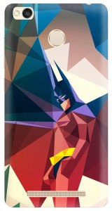 CareFone Back Cover for Mi Redmi 3S Prime