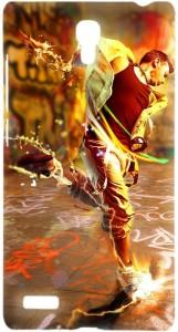 Clapcart India Back Cover for Xiaomi Redmi Note/Redmi Note Prime