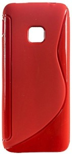 Azzil Back Cover for Samsung Metro B350ERed