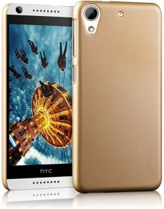 innovative design 7adcb c3a8f SPL Back Cover for HTC Desire 728G Dual SimGolden