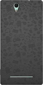 Yolodesi Back Cover for Sony Experia C3