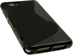 S Case Back Cover for Micromax Canvas Sliver 5 Q450