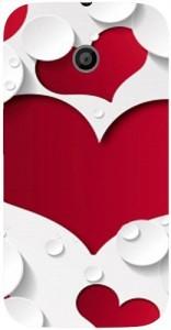 Casotec Back Cover for Motorola Moto E 1st Generation