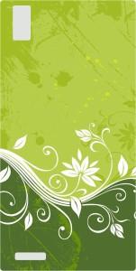 Amagav Back Cover for Lyf Water F1