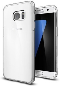Spigen Back Cover for SAMSUNG Galaxy S7 Edge