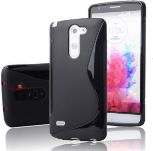 huge selection of 5bdb8 7cb17 Newlike Back Cover for LG G3 Stylus D690Black