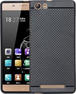 wholesale dealer 4df55 170bc Jkobi Back Cover for Gionee Marathon M5 LiteBlack