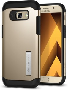 newest 8ba32 455dc Spigen Back Cover for Samsung Galaxy A5 (2017)Champagne Gold
