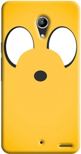 Gadget Mate Back Cover for Micromax Vdeo 2 Q4101