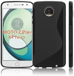 Lustree Back Cover for Motorola Moto Z Play