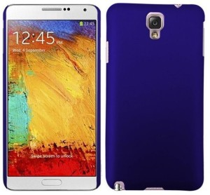 separation shoes 86da4 e4a9f Spicesun Back Cover for Samsung Galaxy Note 3 Neo N7505Blue